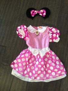 2T Minnie Mouse costume