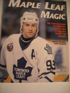Collection of Maple Leaf Magazines, Calendars, Yearbooks. Peterborough Peterborough Area image 2
