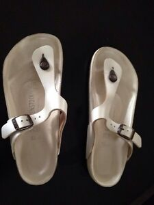 Birkenstock Sandals Kitchener / Waterloo Kitchener Area image 1