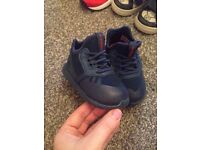 Boys trainers all size 4's