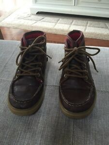 Boys Gap leather boots