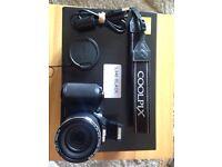 Nikon coolpix l340 camera and video recorder