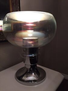Vintage Iridescent Lamp and Chandelier Oakville / Halton Region Toronto (GTA) image 2