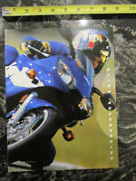 YAMAHA 1999 MOTORCYCLE R1 - R6 ACCESSORIES CATALOG FULL SIZE