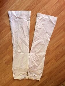 Work pants used. Size 9.