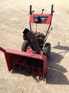 2 Snow blowers for sale!