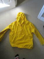 Men's Rain Coat XXL