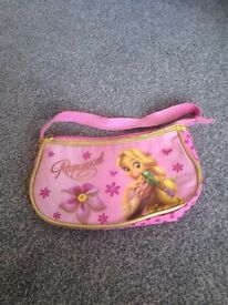 Rupunzel girls handbag