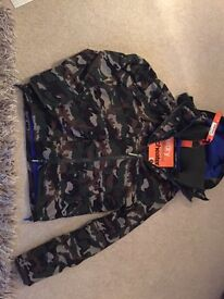 """New with tags Boys """"Small"""" Superdry Jacket"""