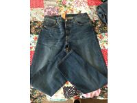 Levi 501 original jeans and other Levi jeans