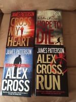 James Patterson Hardcovers