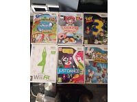 Fully boxed Nintendo wii