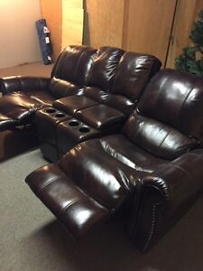Leather recliner London Ontario image 2