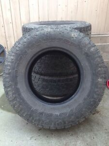 Toyo Open Country AT2 285/75R17