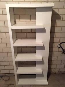 Elegant looking solid wood shelf unit / bookcase Parramatta Parramatta Area Preview