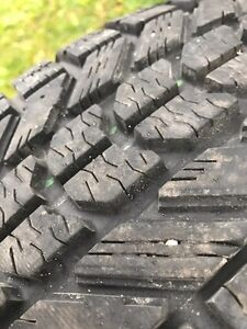 P245/70R17 Winter Tires in Great Condition !!!! Gatineau Ottawa / Gatineau Area image 3