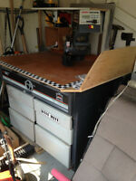 Sears Radial Arm Saw