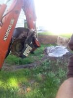 Stump Grinding & Removal Services