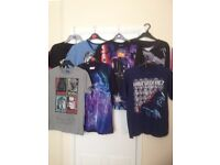 Boys teeshirts assorted ages12/13/14yrs great condition £1.00 each teeshirt