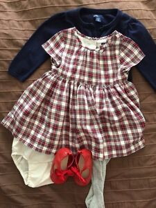 Gap outfit, worn once for Xmas photos London Ontario image 1