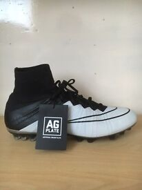 Nike superfly leather