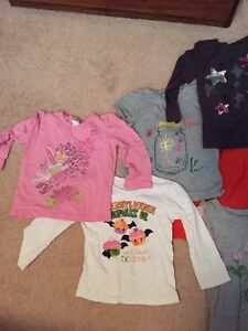 Assortment of girl's size 3 t-shirts London Ontario image 4