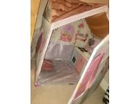 Play house - Dream town rose petal cottage playhouse.
