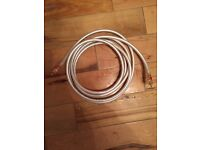 Atlas Equator Subwoofer Cable 3m