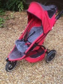 Phil and Teds Buggy