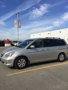 2005 Honda Odyssey EX, safetied, well maintained, clean