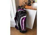 Dunlop Tour TP2 Ladies Golf Clubs and Bag