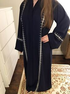 Fancy abayas and maxi dress from h$M