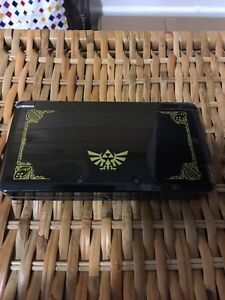 Nintendo 3ds ocarina of time + 3 jeux