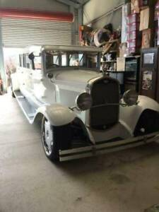 ford coup hotrod custom limo 10 year rebuild