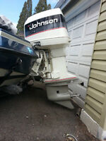 1986 Johnson 150 HP