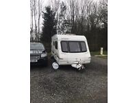 2006 6 Berth Swift Kingsmere GT with motor mover