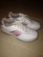 Ladies Size 6.5 Nike Golf Shoes