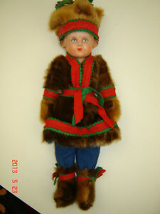 One of a Kind vintage Lapland doll London Ontario image 1