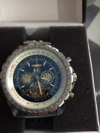 Breitling chronograph automatic watch Unused , not free