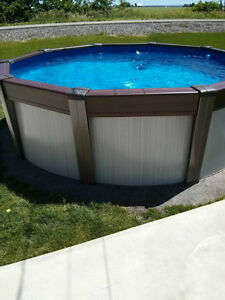 Piscine hors terre 15 pied for Club piscine valleyfield