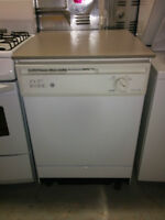 DISHWASHER PORTABLE 24'' WIDE PERFECT FOR APARTMENTS