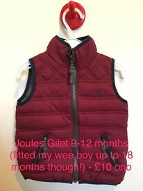 Toddler boys 12-18 months / 18-24 months / 1.5-2 clothes - various items, some brand new with tags!