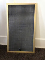 PERMANENT HOME AIR FILTER ELECTROSTATIC 14X24X1