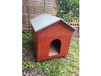 Dog kennel dog house