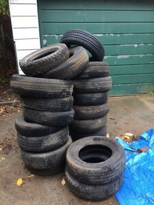 19 Tires for Free