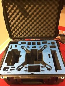 BRAND NEW DRONE CASE ON WHEELS
