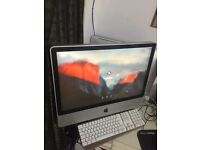 "Apple iMac 24"" C2D /4Gb Ram /500 hdd"