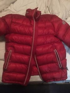 Authentic Red Moncler