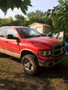 2004 Dodge Cummins diesel
