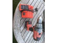 Milwaukee 18v hammer drill